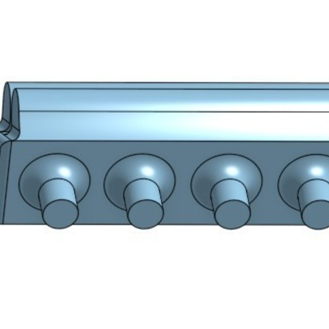 Screenshot_2.jpg Télécharger fichier STL gratuit Twin Turbo Inlet Manifold 1/24 • Plan imprimable en 3D, jaxi666