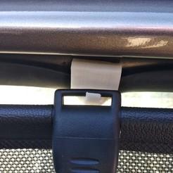 Descargar STL gratis Sombrilla Renault Fluence Megane, tipaaetaa