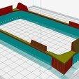 Descargar archivos 3D gratis Espaciador para teléfono inteligente / estación de carga Crosscall Trekker X3 Inducción, Ni-no