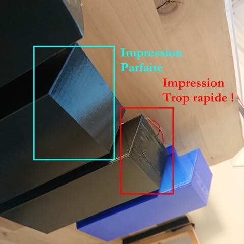 IMPRESSIONTORPRAPIDE.jpg Download free STL file Hanging storage drawers • 3D printer model, Ni-no