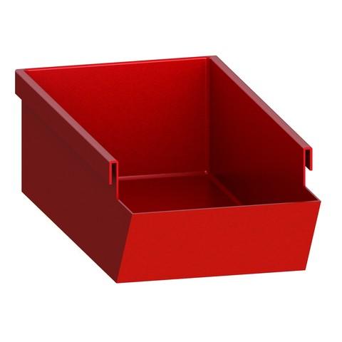 RENDU Casier CARRE.JPG Download free STL file Hanging storage drawers • 3D printer model, Ni-no