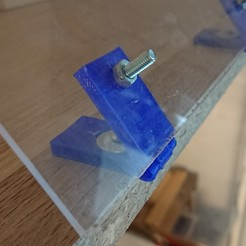 Diseños 3D gratis Bisagra / bisagra, Ni-no
