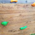 Free STL files Rock for Climbing Wall, Zekazz