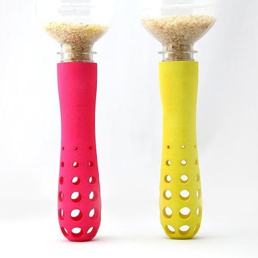 unnamed-15.jpg Download free STL file Maracas for PET Bottle Caps • 3D printable template, Chiisakobe