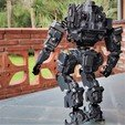 3D print files Ion Titan, groover_92