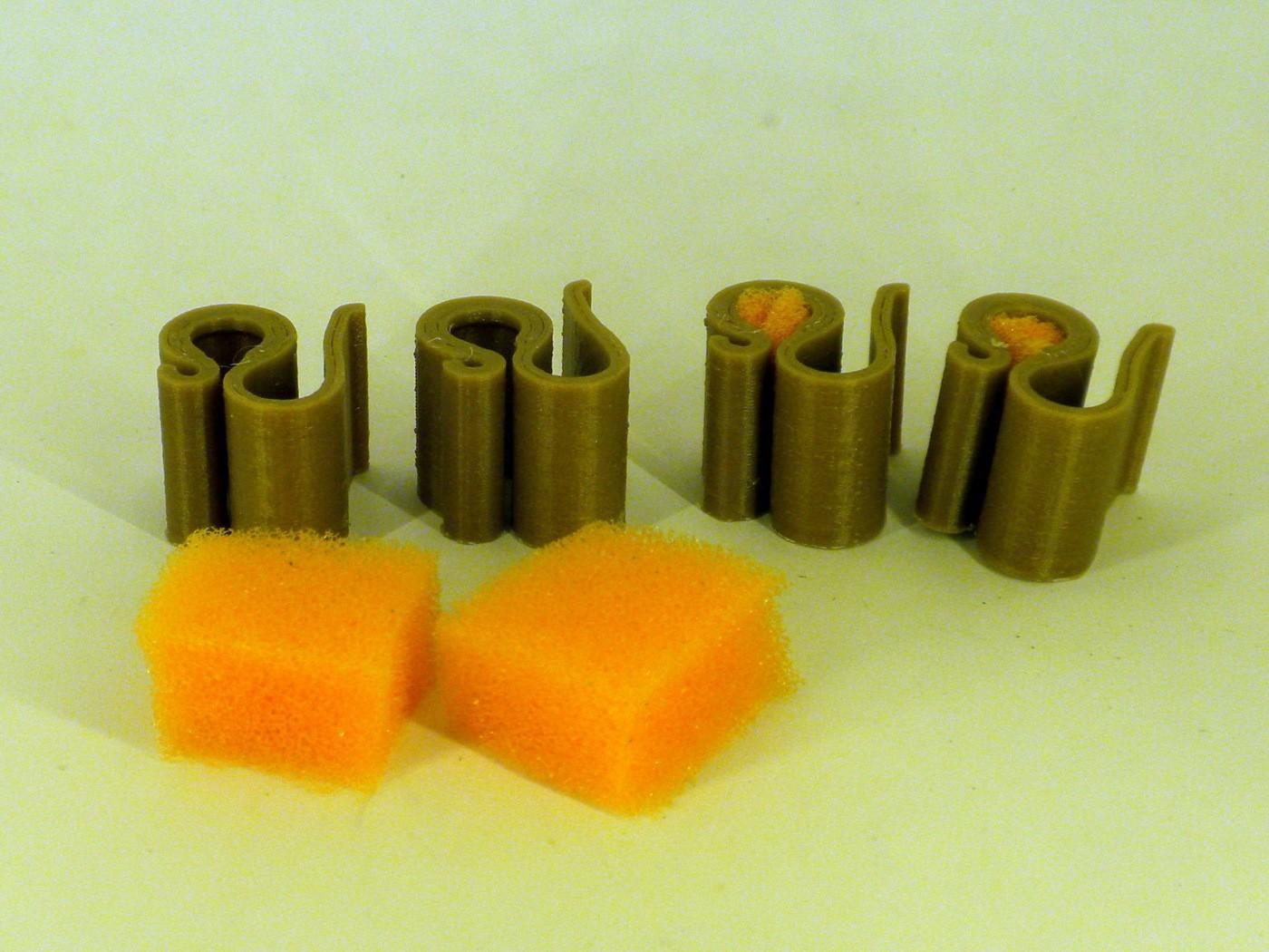L03015-KlipFN3.JPG Télécharger fichier STL gratuit Clip filament 1,75 ... 3,0 mm avec filtre • Plan pour imprimante 3D, 3DLadnik