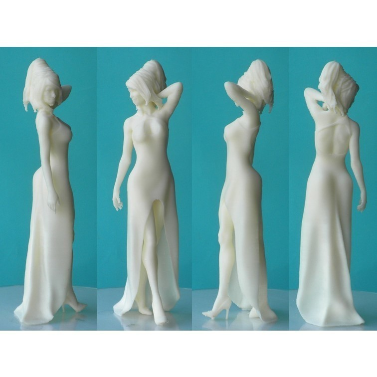 Rebekah02-2.JPG Download free OBJ file Rebekah02 • 3D printable design, 3DLadnik