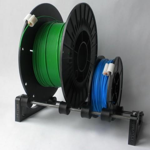 Lad04-2.JPG Télécharger fichier STL gratuit Porte-bobine universel • Modèle à imprimer en 3D, 3DLadnik