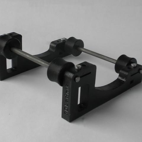Lad04-6.JPG Télécharger fichier STL gratuit Porte-bobine universel • Modèle à imprimer en 3D, 3DLadnik