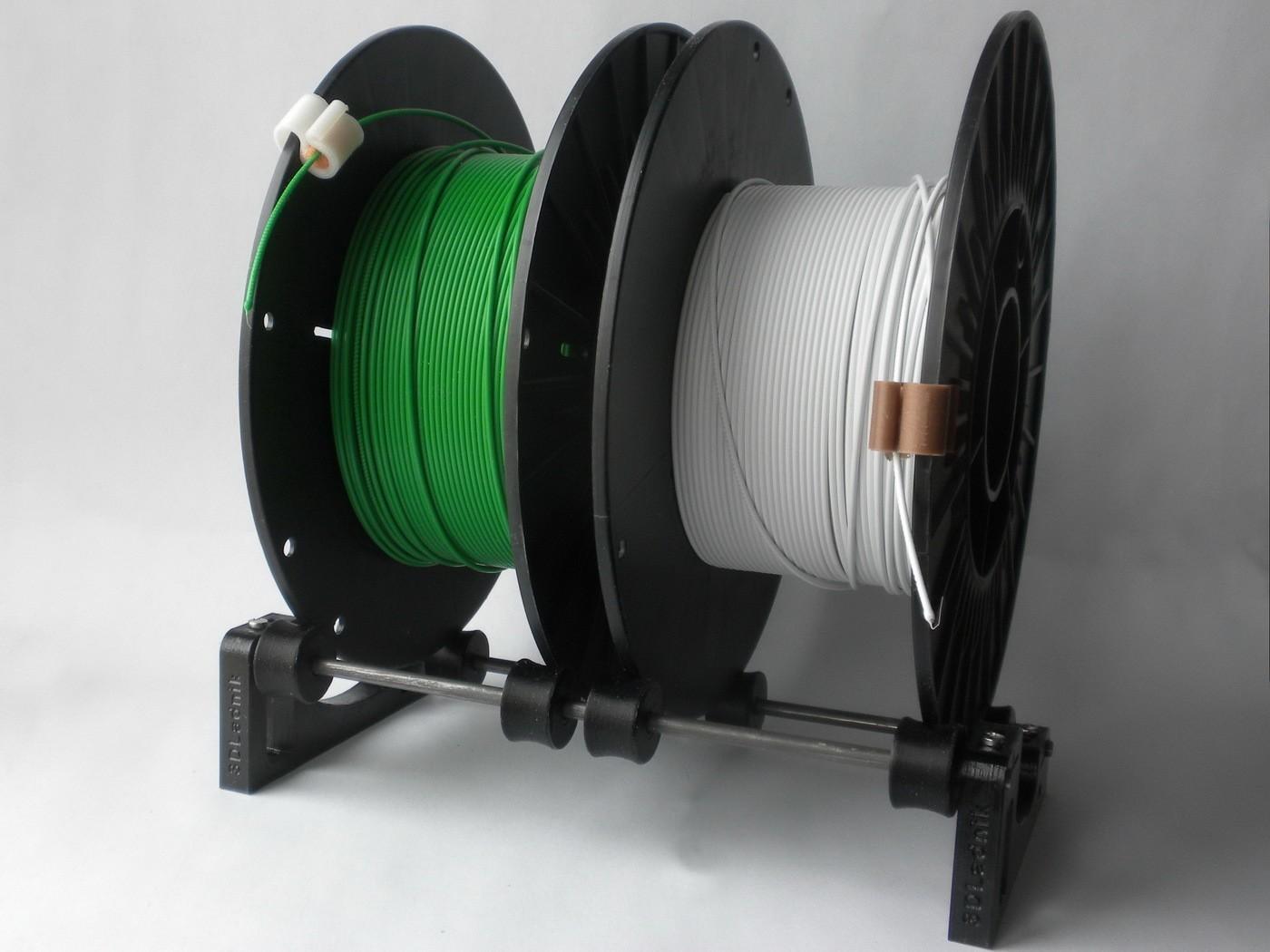 Lad04-1.JPG Télécharger fichier STL gratuit Porte-bobine universel • Modèle à imprimer en 3D, 3DLadnik