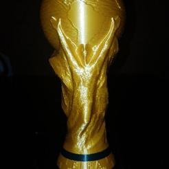 Archivo STL Fifa World Cup - Copa del Mundo, claudio_elche