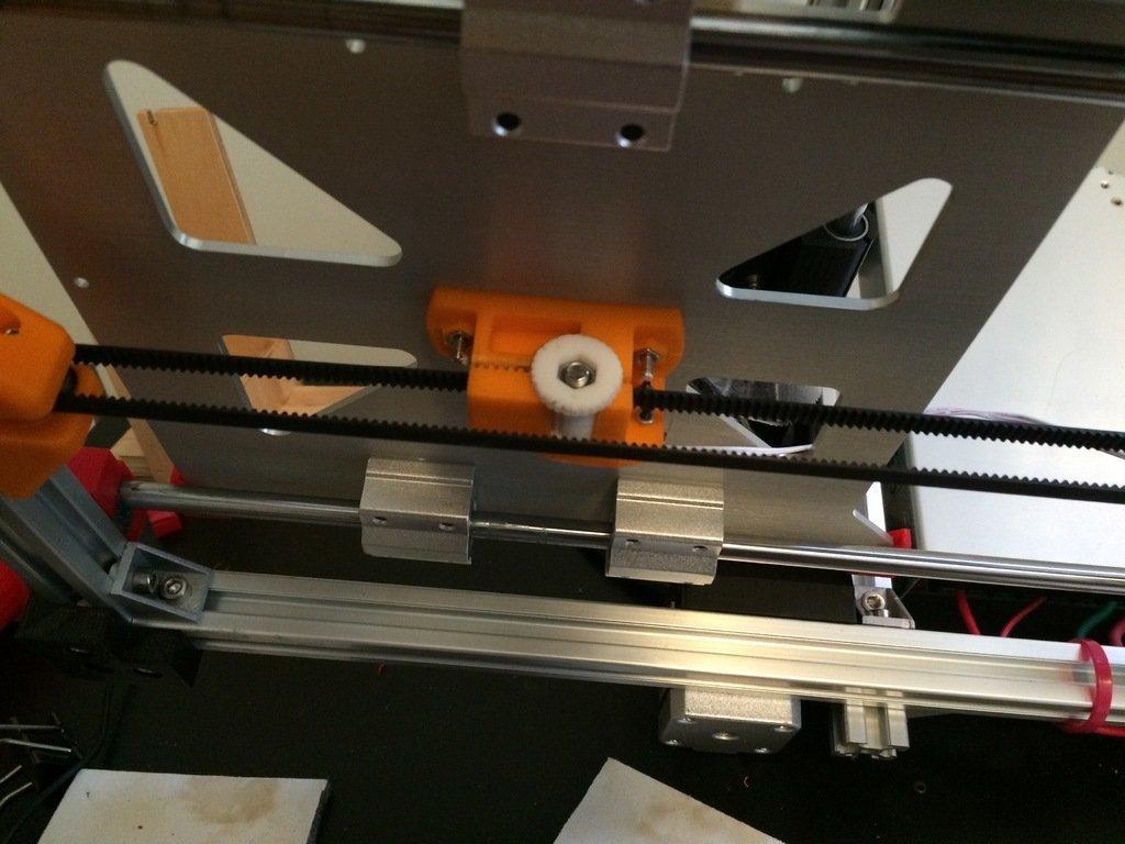 6938e02d518a42781f9fae8c306ea0a2_display_large.jpg Télécharger fichier STL gratuit Chariot à tension réglable (Max Micron et autres Prusa i3) • Design pour imprimante 3D, Thomllama