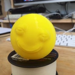 Free 3D printer model Mr Dosey Face, Thomllama