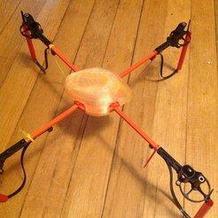 Télécharger objet 3D gratuit WLtoys v262-v666 FrankenSpider Canopy, Thomllama