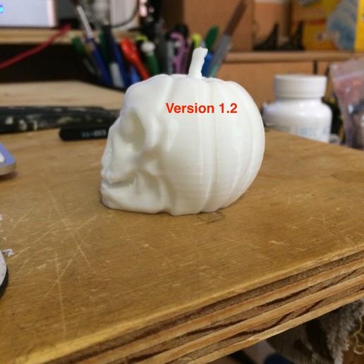 IMG_6152.jpeg Download STL file Skull Pumpkin Bundle • Design to 3D print, Thomllama