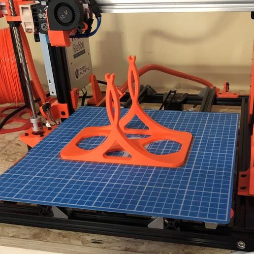 Télécharger fichier STL gratuit Stand de bobines • Design pour imprimante 3D, Thomllama