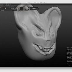 Download free 3D printing models Halloween  - Evil Teddy Bear, Thomllama
