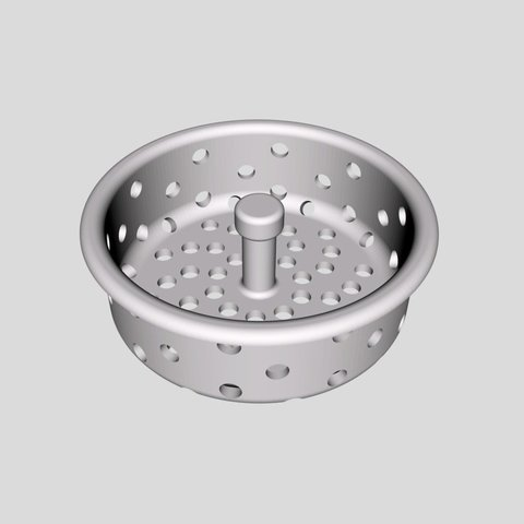 3669312c800d759bf7dbf49c5e4f2510_display_large.jpg Download free STL file Sink Strainer • 3D printing object, Thomllama