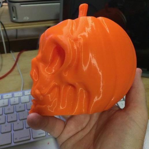 IMG_6158.jpeg Download STL file Skull Pumpkin Bundle • Design to 3D print, Thomllama