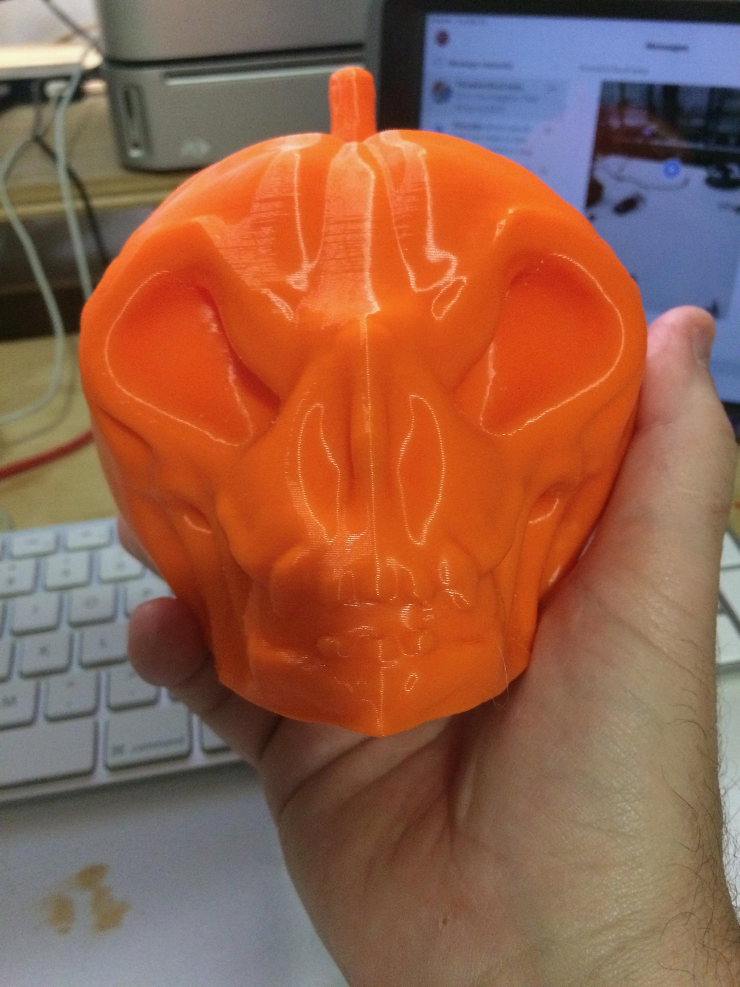 IMG_6157.jpeg Download STL file Skull Pumpkin Bundle • Design to 3D print, Thomllama