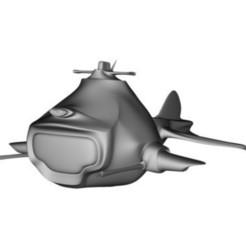 Télécharger fichier impression 3D gratuit Sous-, Thomllama