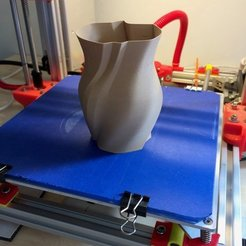 Download free 3D printing models Simply Distorted Vase Series  #5, Thomllama