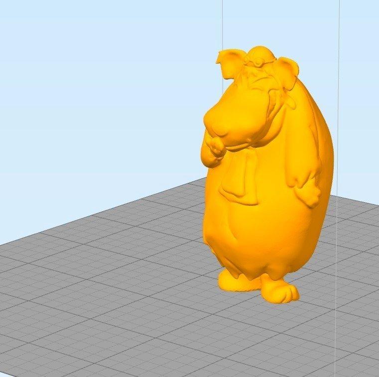 37a09ba117a449cc7e00be38e28a30e4_display_large.jpg Download free STL file Muttley laugh • 3D printing object, Thomllama