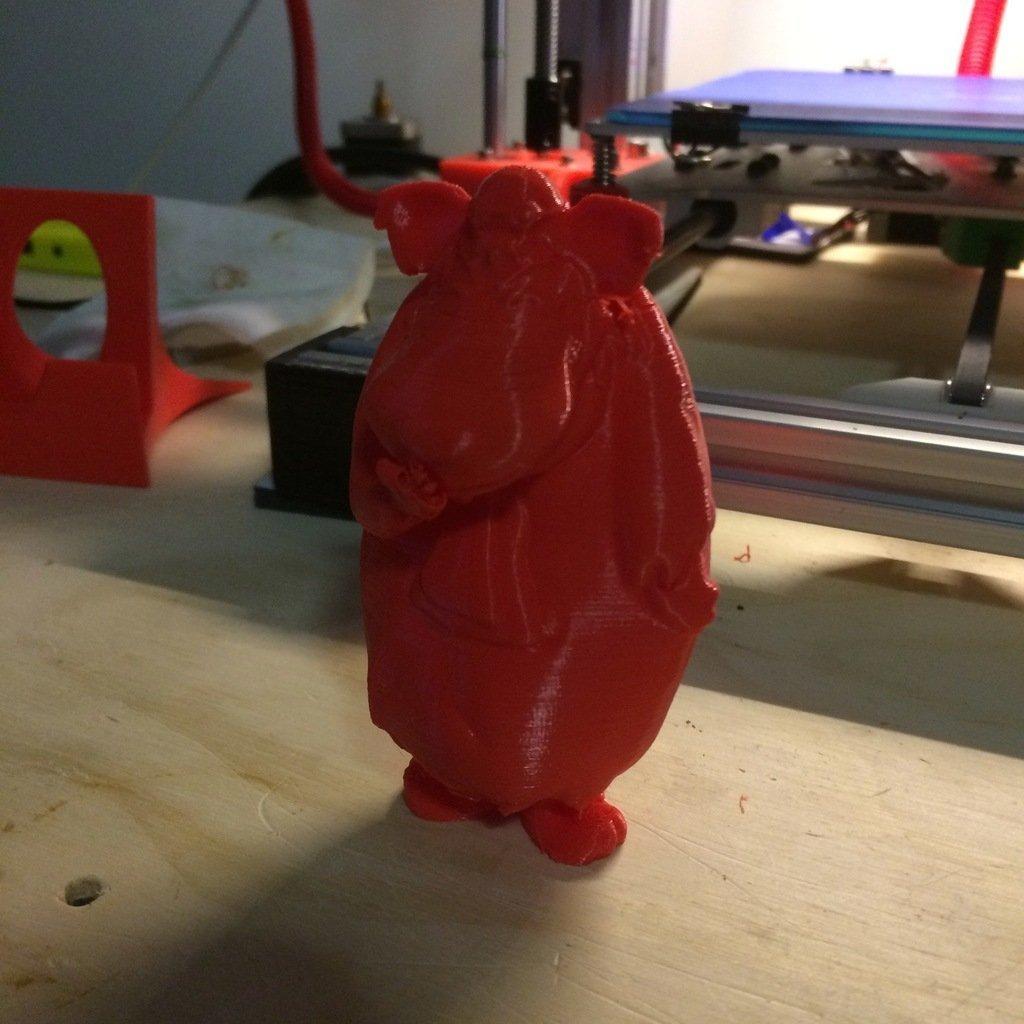 37cb5cdaae543c81448339efe89e8277_display_large.jpg Download free STL file Muttley laugh • 3D printing object, Thomllama