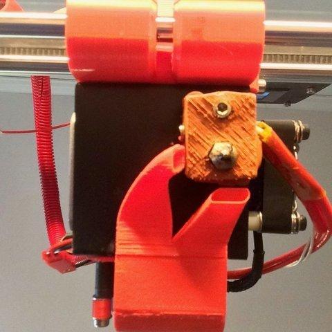 Download free 3D printer designs Heat Block Sock mold, Thomllama
