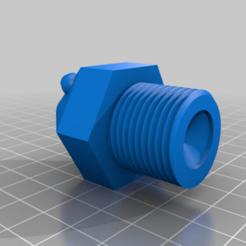 Télécharger plan imprimante 3D gatuit M. Nozzle Face, Thomllama