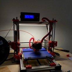 Télécharger fichier impression 3D gratuit Supports pour métier à tisser automatique, Thomllama
