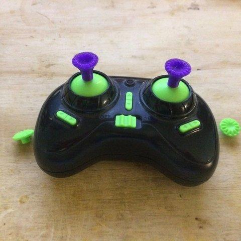 Download free 3D printing models Eachine 010 Extended joysticks, Thomllama