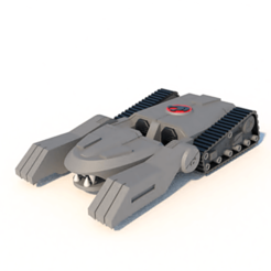 3D print model Vehicle thundercats, 3Diego