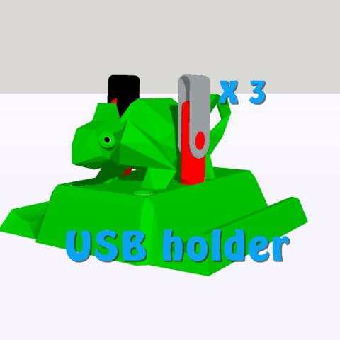 cam.usb.png Download STL file Phone holder, Tablet support • 3D print design, 3Diego