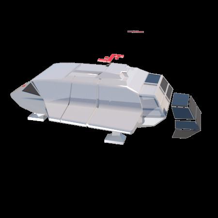 19.png Download STL file Skyfighter - T-47 • 3D printer model, 3Diego