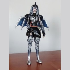 Download 3D print files Fortnite Valkyrie, 3Diego