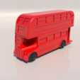 Download 3D printing models bus, 3Diego