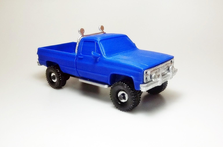 portada.JPG Download STL file gmc sierra truck • Template to 3D print, 3Diego