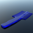 Download 3D printer templates comb, 3Diego