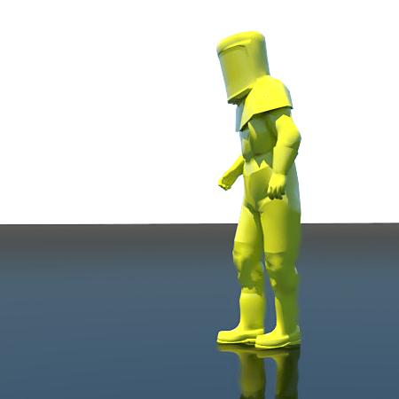 2.png Download STL file Fireman • 3D printer design, 3Diego