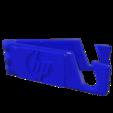 Free 3D file HP ELITE X3 portafotos, diegoholguin