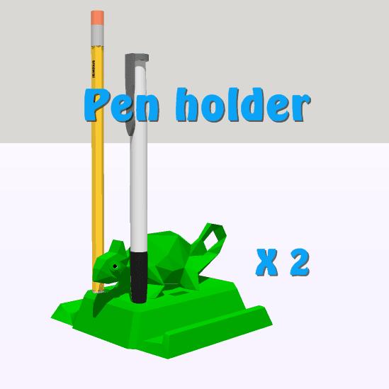 cam.pencil.png Download STL file Phone holder, Tablet support • 3D print design, 3Diego