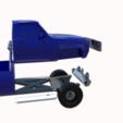 Modèle 3D gmc sierra truck, 3Diego