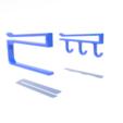 Descargar archivo 3D Soporte de papel de cocina, 3Diego