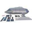 Descargar modelos 3D para imprimir Skyfighter, 3Diego