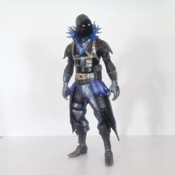 Download STL file fortnite raven, 3Diego
