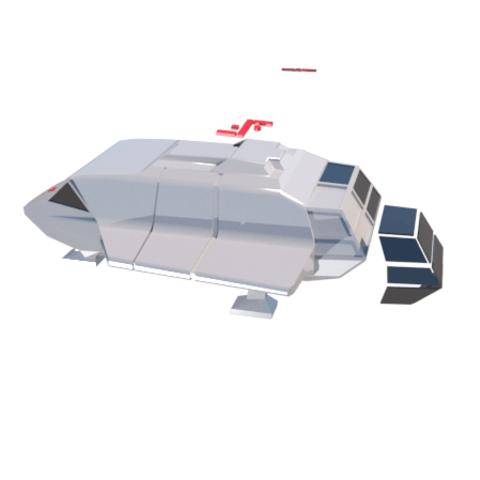 fichier imprimante 3d skyfighter cults. Black Bedroom Furniture Sets. Home Design Ideas