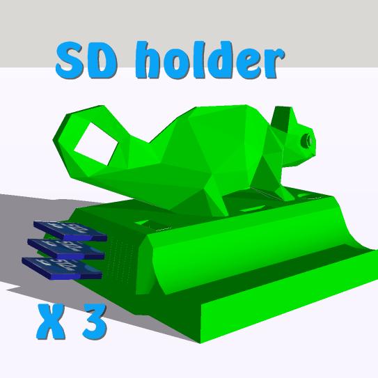 cam.sd card.png Download STL file Phone holder, Tablet support • 3D print design, 3Diego