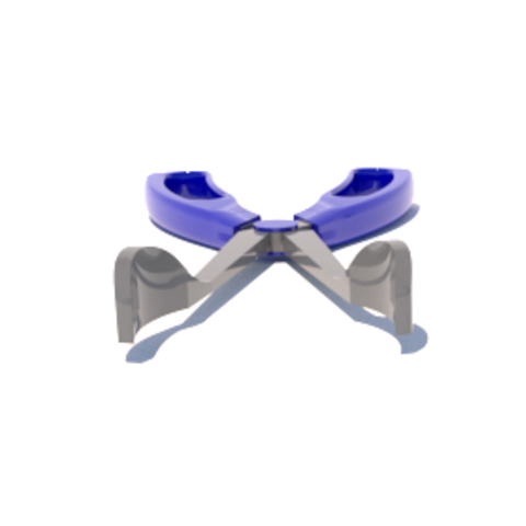 3.png Download STL file Food Clamp • 3D printing object, 3Diego