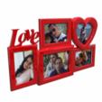 Download 3D printing designs portafotos, 3Diego